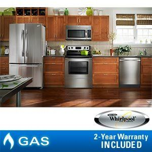 1000 Images About Appliance Package Deals On Pinterest Samsung Slide In R