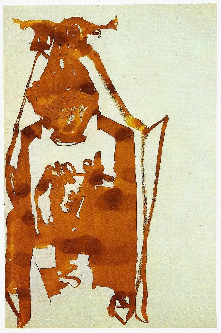 Joseph Beuys WATERCOLOUR