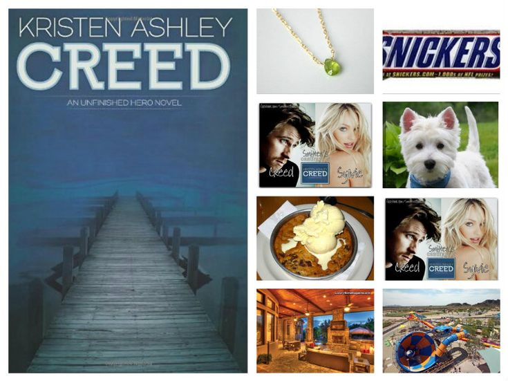 Creed by Kristen Ashley |Unfinished Heroes Book#2 | Creed and Sylvie |