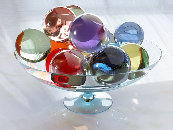 Colors in glass by Geckly.deviantart.com on @deviantART