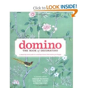 Domino: The Book of Decorating: Worth Reading, Decor Ideas, Book Worth, Guide To, Design Book, Home Decor, Book Covers, Memorial Tables Book, Rooms By Rooms Guide