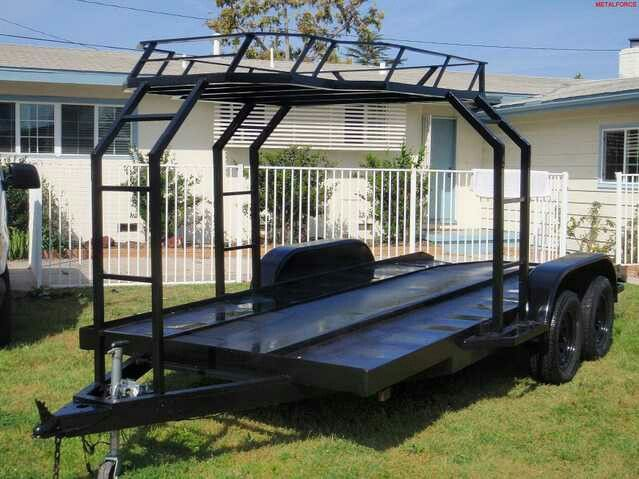 1000 Ideas About Enclosed Trailers On Pinterest Cargo