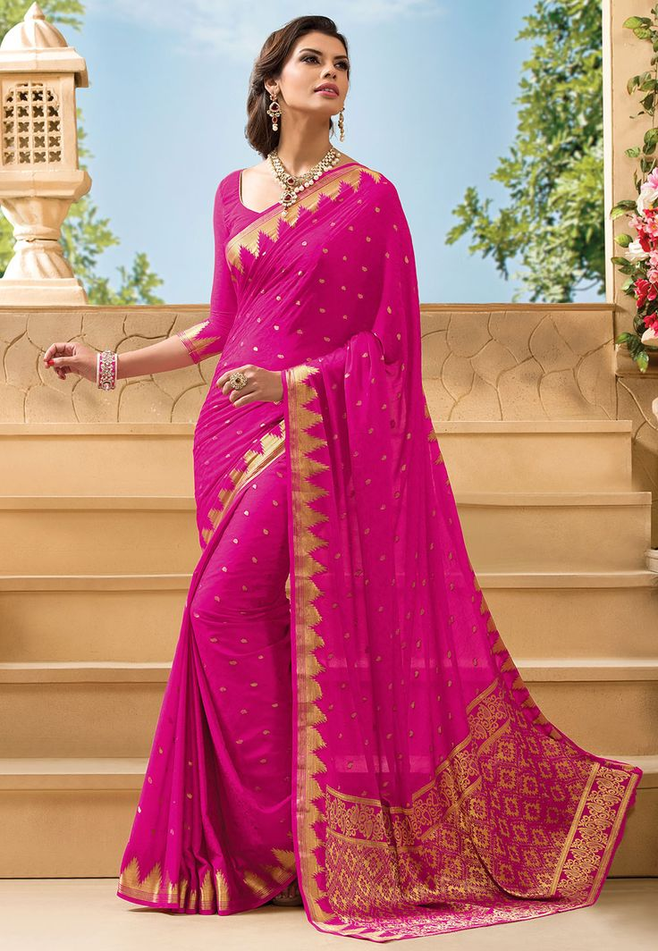 Pink Saree: 17 Best Images About Traditional Style On Pinterest
