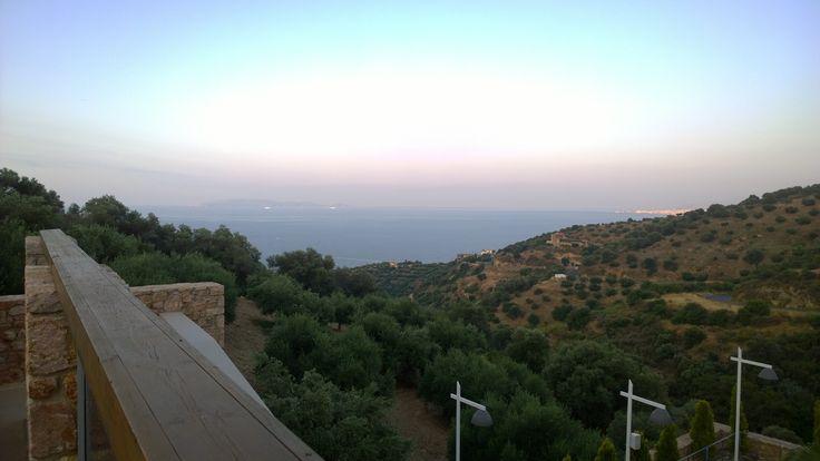 Θέα από Ρογδιά (view from Rogdia)