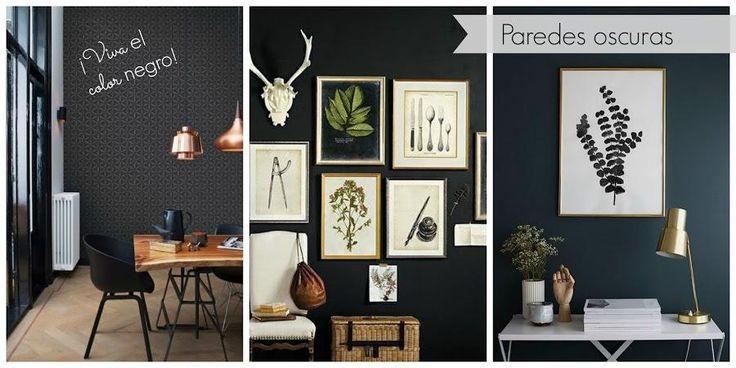 Inspiración, paredes oscuras y personalidad luminosa