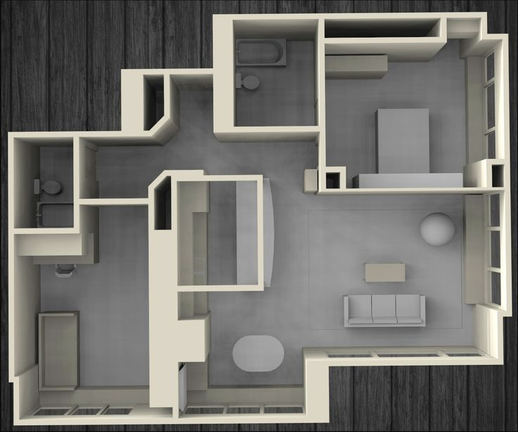 home design models. Field Measured Highrise Condominium Scale Model Rendering For A Personal  Client Used Interior Planning 9 Best Design Models Images On Pinterest Architectural