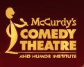 McCurdy's Comedy Theatre and Humor Institute. Absolutely fantastic place!  Love it!