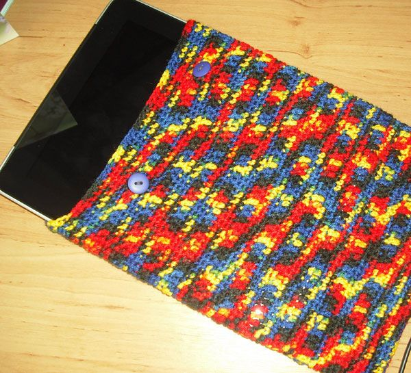54 best Crocheted E-Reader Cases & Covers images on Pinterest ...