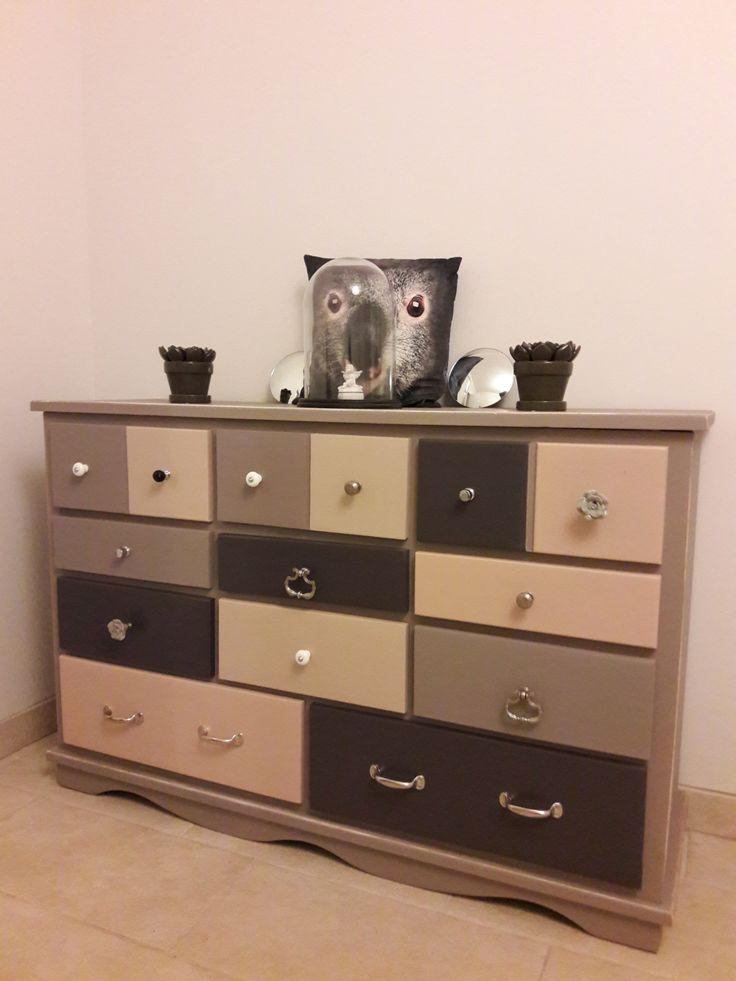 119 best Customisation meuble vintage images on Pinterest Chairs