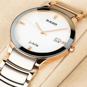 f273971cf Rado Jubile Mens Watch -White   My Favorite in 2019   White watches ...