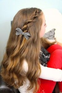 Knotted Pullback, another Cute Girl's Hairstyle