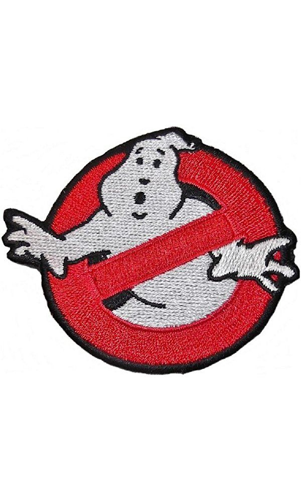 Ghostbuster Movie Embroidered Uniform Logo Patch by StarBase Atlanta Best Price