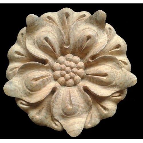 Flr imaginary leaves rosette keystone ideas for