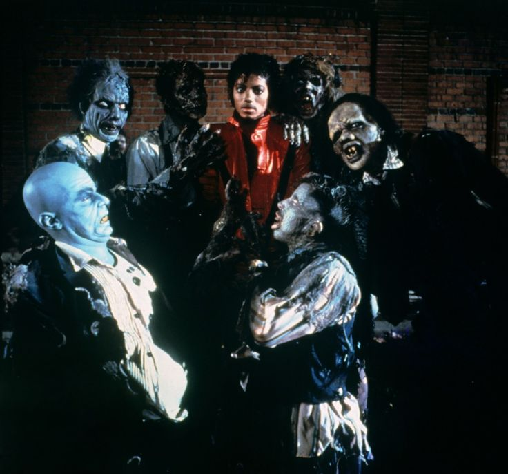 """Michael Jackson's 'Thriller' Video to Live Again as 3-D Film (AND POSSIBLY A """"VIDEO-GAME"""") 