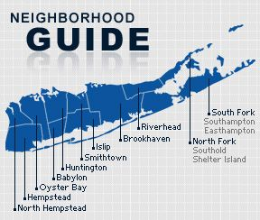 If you're ever looking for a quick reference to the various zips codes for the various towns on Long Island, NY, be sure to check out our handy Long Island ZIP code resource!