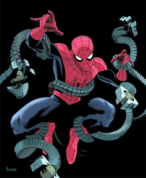 Ultimate Spider Man Free Comic Book Day: 14 Best Images About Doc Ock On Pinterest