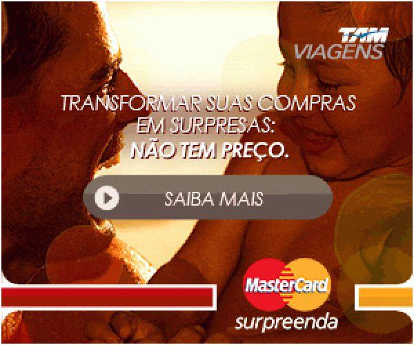 Que tal uma lua-de-mel absurdamente econômica? A MasterCard e a TAM Viagens oferecem viagens com acompanhante grátis, por apenas 15 pontos no cartão.