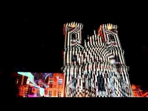 Dobó téri fényünnep 2011