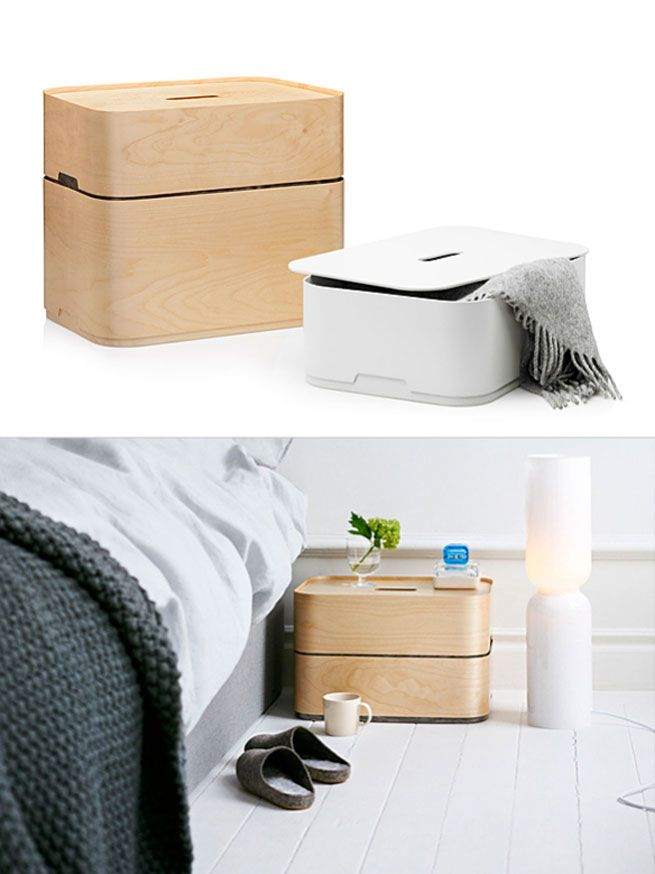 Vakka storage http://vurni.com/vakka-stackable-storage-boxes-stand-out-by-style/