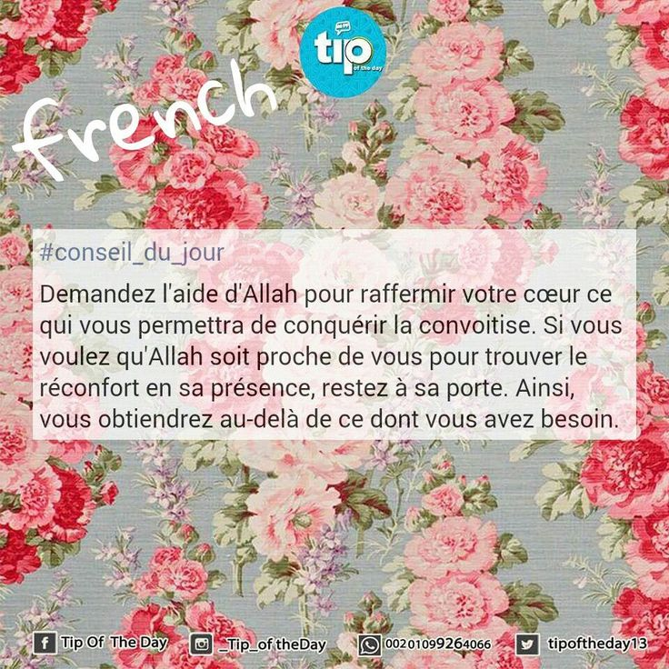 Demandez l'aide d'allah #conseil_du_jour #français #allah #tip_of_the_day #life #daily #sunan #teachings #islamic #posts #islam #holy #quran #good #manners #prophet #muhammad #muslims #smile #hope #jannah #paradise #quote #inspiration