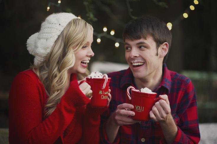 Something Old, Something New: [Real Couple] - Lance & Kathryn's Christmas Suprise Engagement