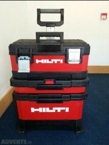 hilti tool box - Google Search