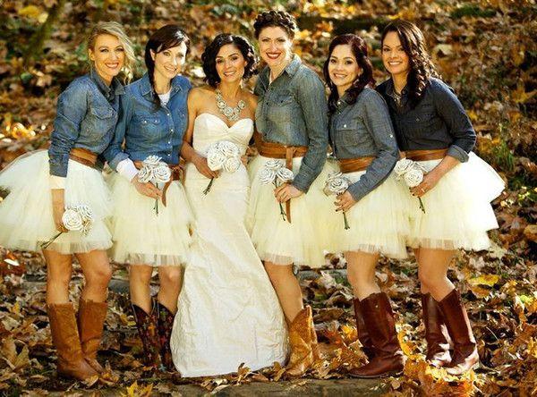 Outdoor Wedding White Tutu Bridesmaid Dresses Cheap Short Mini Length Custom Made Bridesmaid Gowns 2015 Tulle Skirt For Bridesmaid