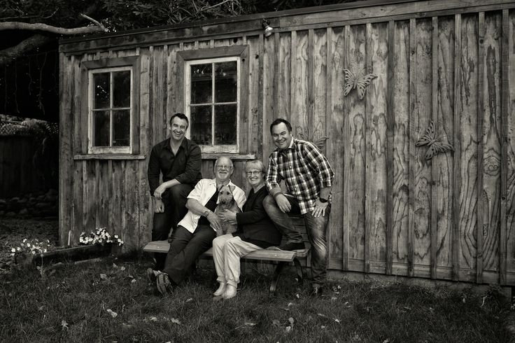 Family Portrait Photography by Ilan Wittenberg