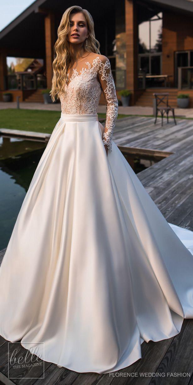 Ballkleid Brautkleid von Florence Wedding Fashion 2019 Despacito Bridal Collec