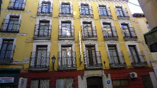 Fachada Equity Point Madrid