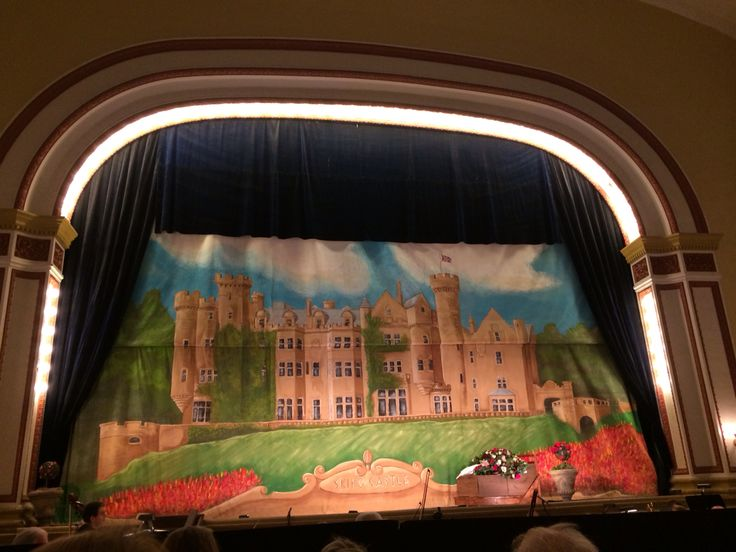 Gilbert and Sullivan: here's The Pittsburgh Savoyards' curtain for THE SORCERER, Oct. 2014