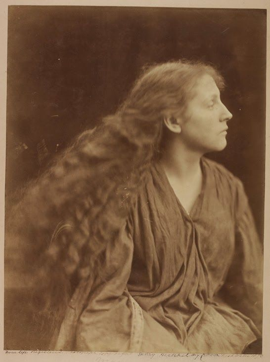 The Wight Weekend Immortal Maid Julia Margaret Cameron