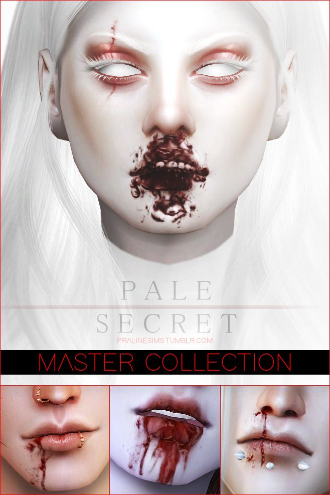 ~ UPDATED PALE SECRET MASTER COLLECTIONHalloween is just right around the corner, and many people seem to remember our PaleSecret site since it is one of the most asked questions ever. Yes, we have...