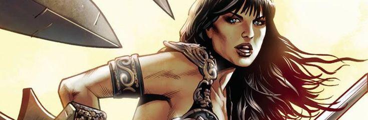 Xena: A Princesa Guerreira retorna aos quadrinhos! - http://www.garotasgeeks.com/xena-princesa-guerreira-retorna-aos-quadrinhos/