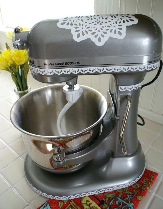 Diy Kitchenaid Mixer Decals ~ Best images about ♨ kitchenaid corelle pyrex