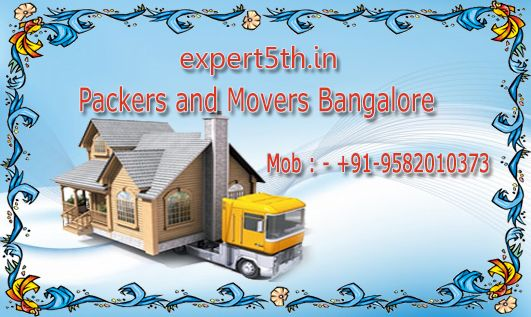 http://www.expert5th.in/packers-and-movers-bangalore/vibhutipura.html  Unless you want to invest mush about acquiring shock reduction components you are able to seek advice from the packers to implement blankets, linens, cushions, for example to be able to security net factors for offering moreover to shifting purpose.