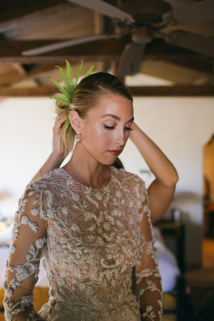 Whitney Port Wedding Makeup