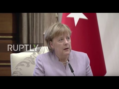 Turkey: We have to respect court's extradition decision - Merkel