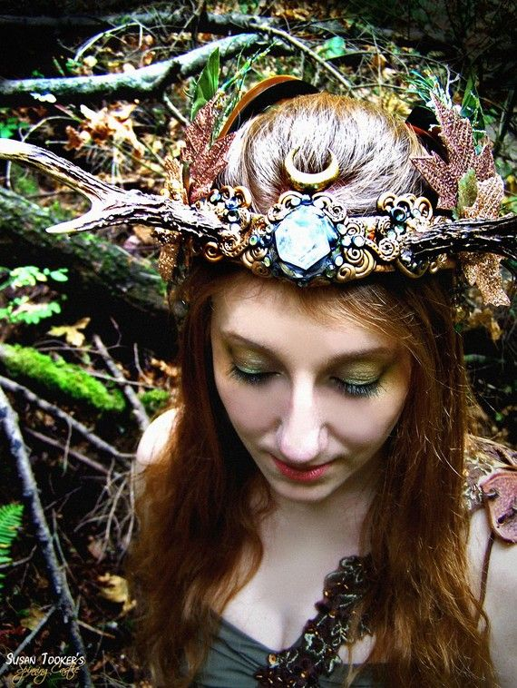 faerie princess headdress