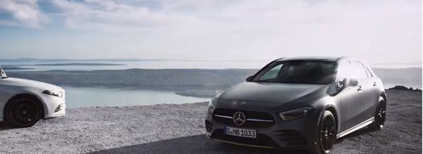 Mercedes A180 Wallpaper Car City