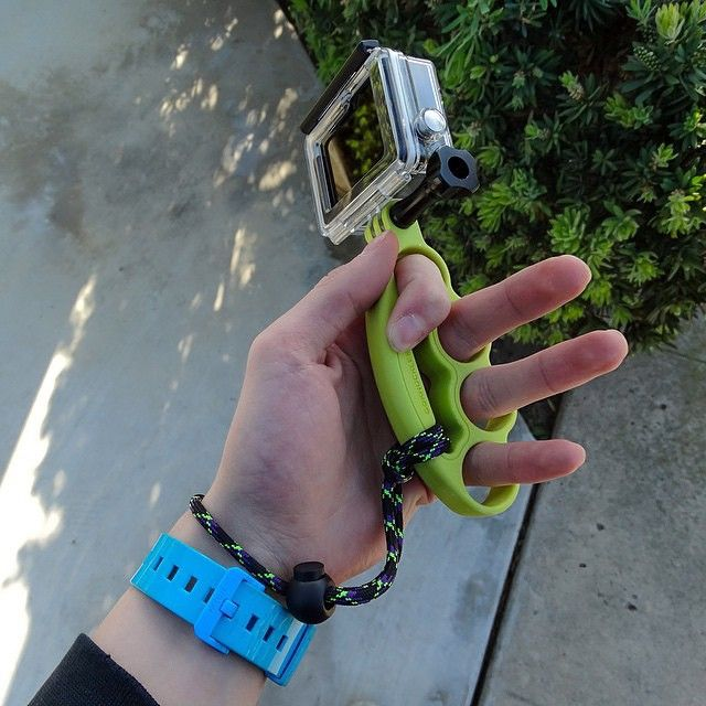 This is how you NEVER drop your GoPro camera again! // Your source for GoPro, Drone & Smartphone Camera & Tech Gear // www.GoWorx.com