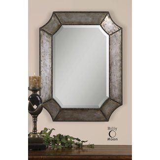 Trent Austin Design Calvert Rectangle Oversized Wall Mirror