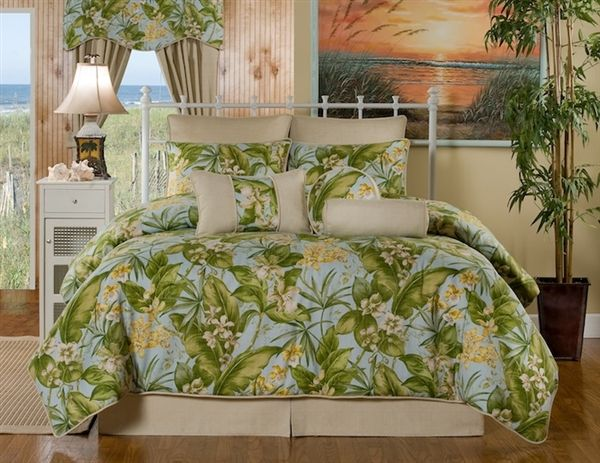 17 Best Images About Tropical Bedrooms On Pinterest