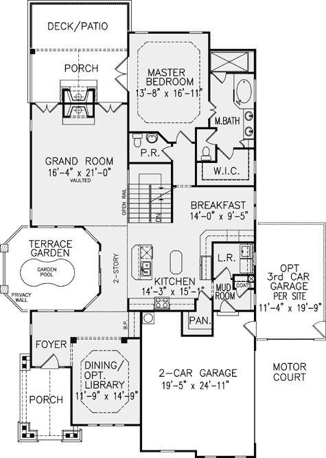 13 best House design images on Pinterest Architecture, 3 bedroom - plans maisons gratuit logiciel dessin plan maison