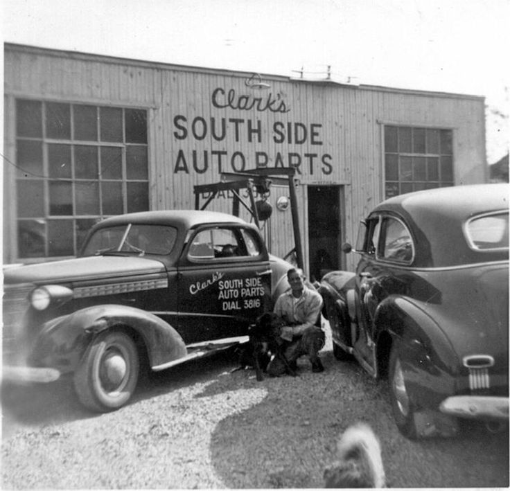 vintage auto parts store - Google Search