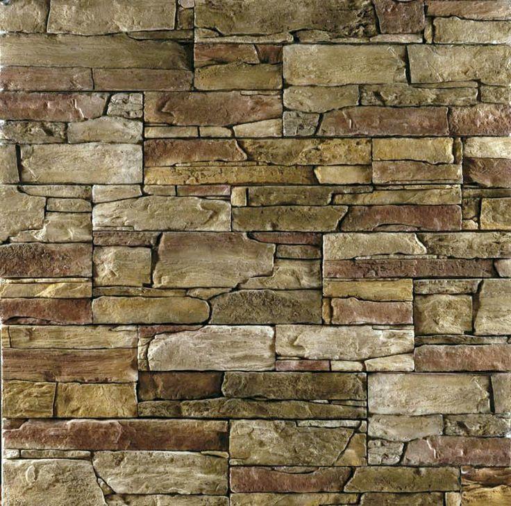 Steinwand - Verblender - Wandverkleidung - Steinoptik - Altaia amber | steingewand.de