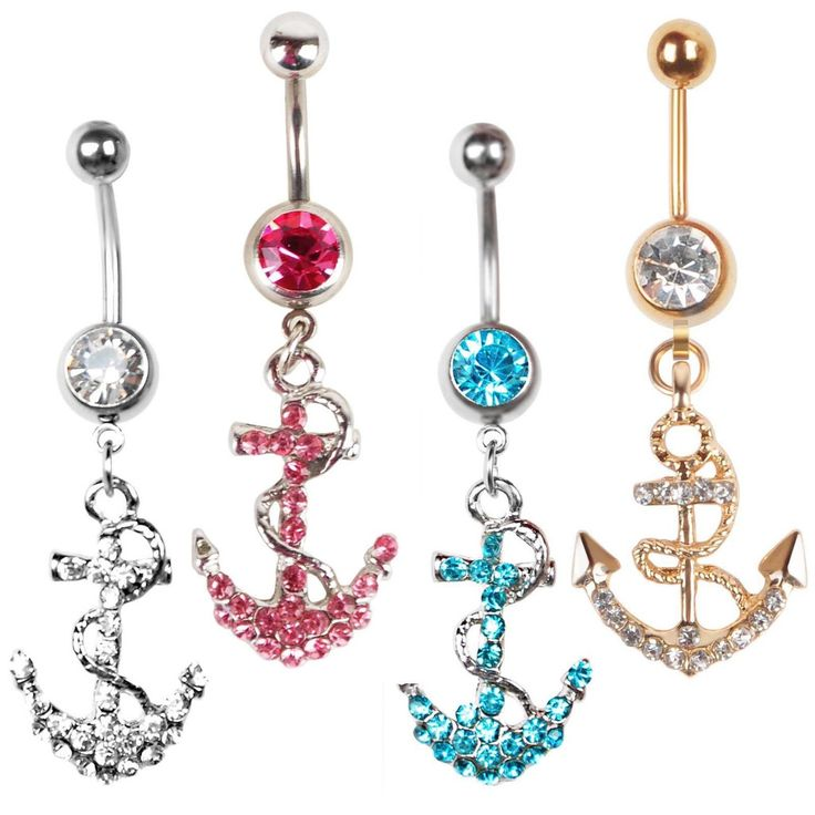 163 best beauty jewelry store images on pinterest silver for Belly button jewelry store