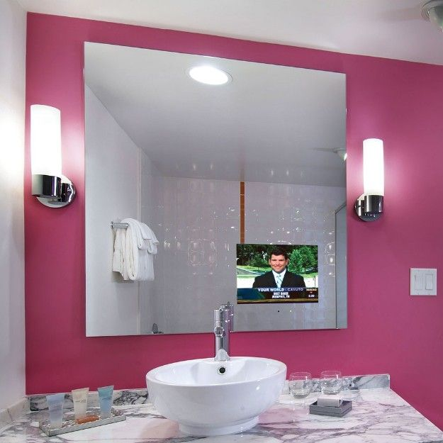 LoftTM Mirror TV With V MirrorTM Technology
