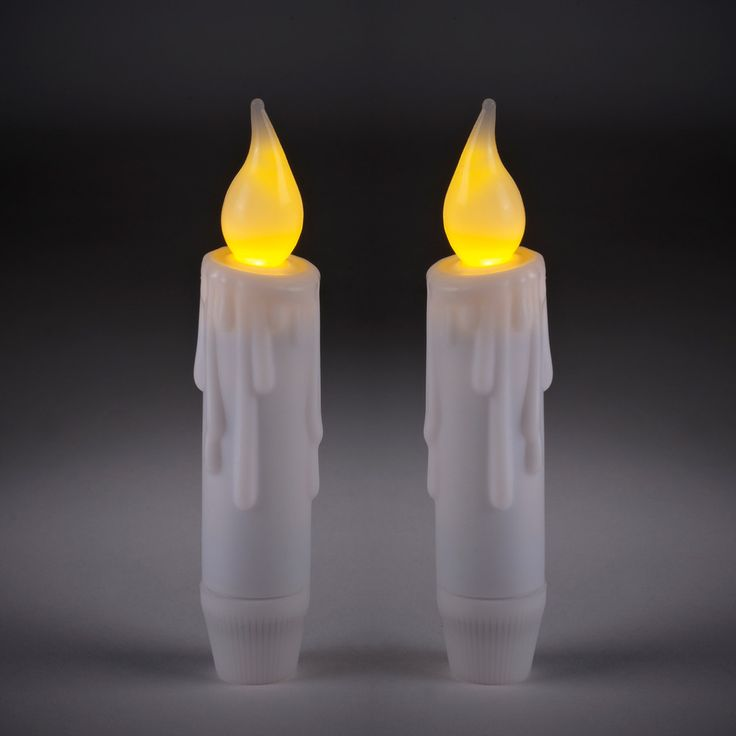 body shop christmas candles with timers