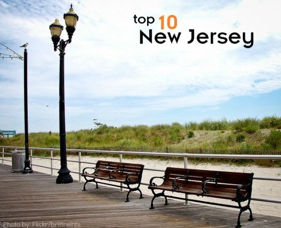 Top 10 things to do with kids in New Jersey. Trekaroo.com/blog